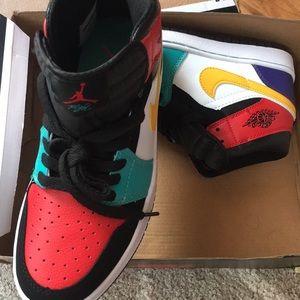 Jordan retro 1 high og multi